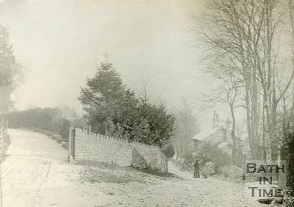Langridge, in Winter, c.1880