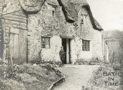 Davis' Cottage, Langridge, c.1880