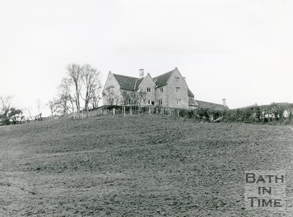 Goudies Farm, House, Langridge, 1979