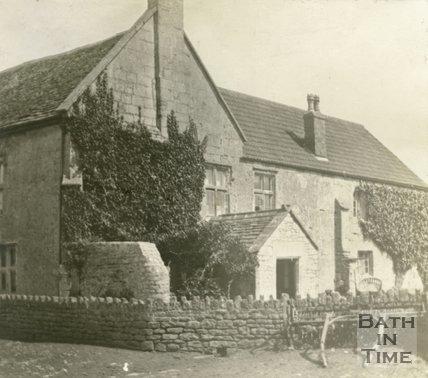 Powney's, S. Lawrence Farm, Langridge, c.1880