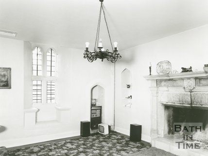 Court Farm Interior, c.1980s?
