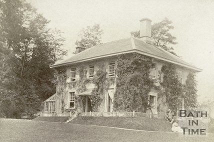 Stoke Lodge, Stoke Villa, Limpley Stoke, near Bath, c.1880