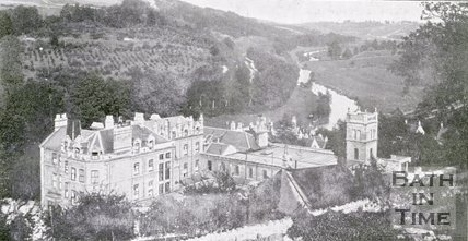 The Avon Valley at Limpley Stoke, near Bath, c.1930s