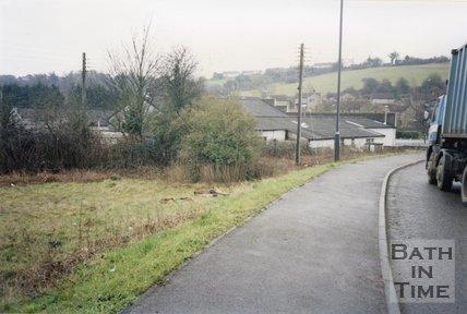 Midsomer Norton, Somerset, Somer Garage Site Road, March 1996