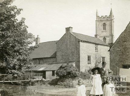 Nunney, near Frome, c.1900