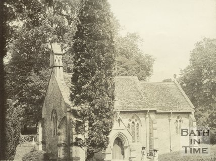 Orchardleigh Church, near Frome, c.1900