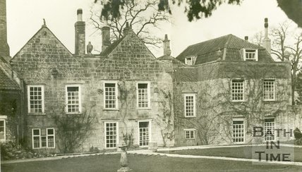 Queen Charlton, Somerset, The Manor, 1929