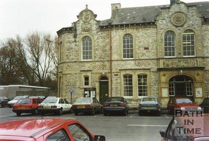 Radstock, Somerset, Victoria Hall, c.1996
