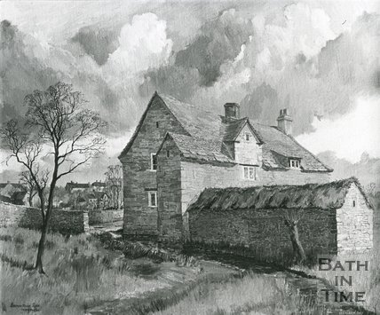 Rode, Somerset, Barrow House, c.1970