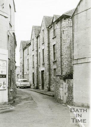 Twerton Poor House, Twerton, Bath, November 1968