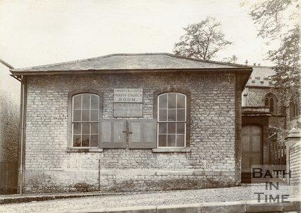Twerton Parish Church Room, Twerton, Bath, c.1880