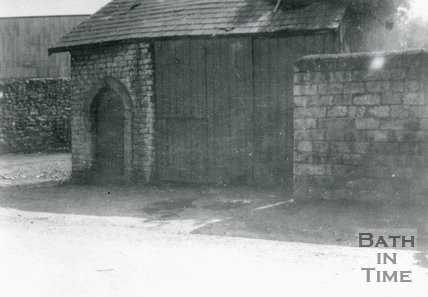 Old Pound & Lock Up, Twerton, Bath, c.1936