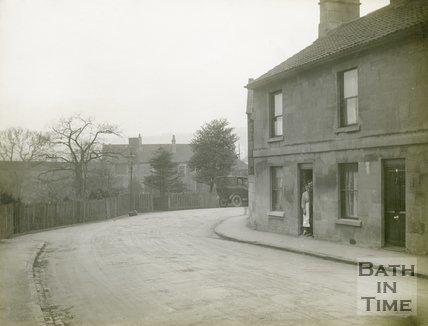 Brook Road, Twerton, Bath, c.1920