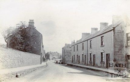High Street, Twerton, Bath, 1904