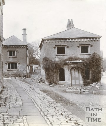 Church Row, Twerton, Bath, c.1900