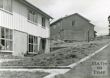 Twerton Housing Scheme, Shaws Way, Twerton, Bath, c.1950s?