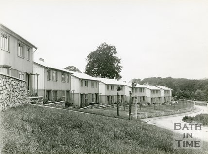 Twerton Housing Estate, Twerton, Bath, c.1950s?
