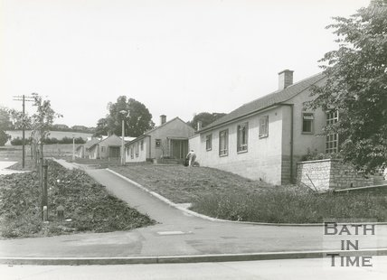 Twerton Housing Estate, Twerton, Bath, c.1950s?