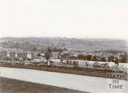 Twerton, General View, Twerton, Bath, c.1920?