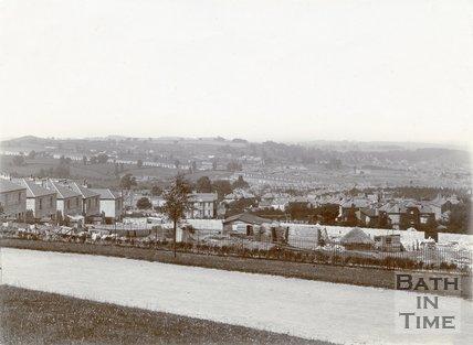 Twerton, General View, Twerton, Bath, c.1920?