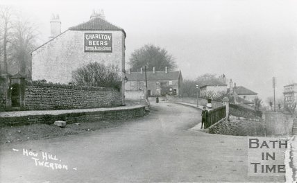 How Hill, Twerton, Bath, 1910