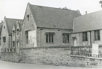 Weston School, High Street, Weston, Bath, c.1960s