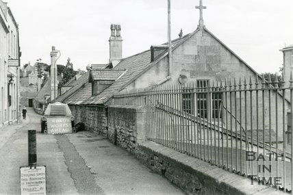 Weston School, Church Street, Weston, Bath, c.1960s