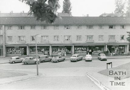 High Street, Weston, Bath, c.1960s
