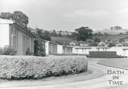 Prefabricated Houses, Haviland Park, Weston, Bath, c.1960s