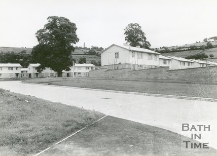 Housing Site, Weston, Bath, c.1950s