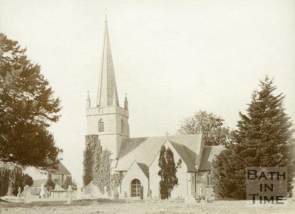 Whatley Church, Whatley, Somerset, c.1900