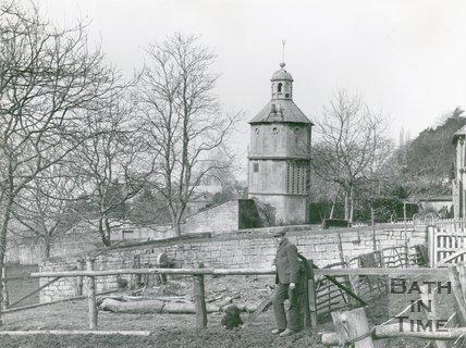 Dovecote, Widcombe, Bath, c.1900