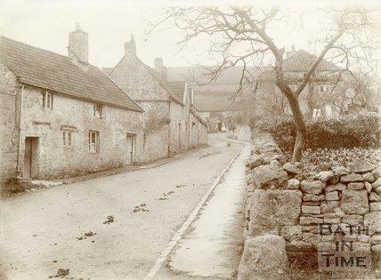 Church Street, Woolley, near Bath, c.1890