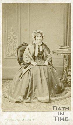 Trade Card, Photographic Portrait Carte de Visite, c.1880s?