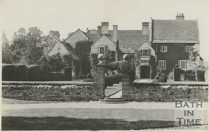 Lytes Carey, Charlton Mackrell, Somerset, c.1920s
