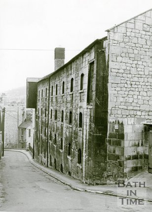 Old Malt House, Thomas Street, Walcot, Bath, c.1960s