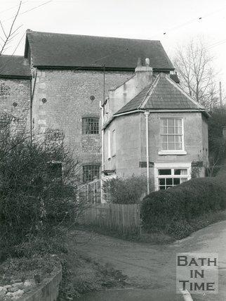Dead Mill, Swainswick, Larkhall, Bath, 1982