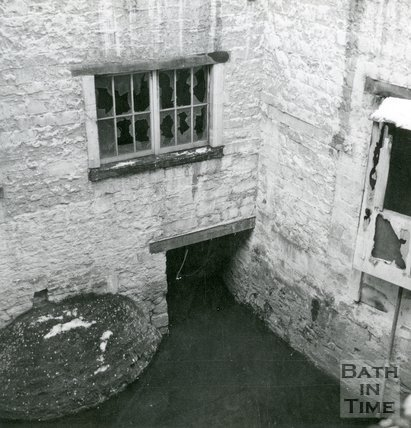 Cook's Factory, Twerton, Bath, 6th March 1965