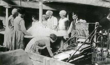 Lotor soap manufacturing works, Morford Street, Bath, c.1900s