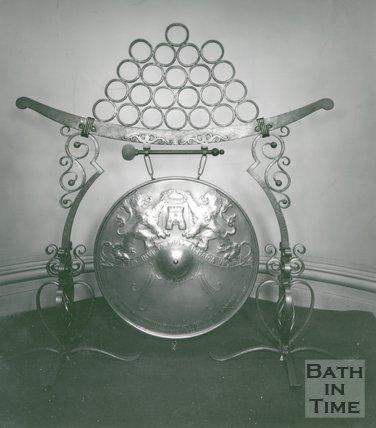 The Alkmaar Gong, Bath, c.1960s