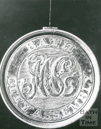 Bath City Assembly, Master of Ceremonies Badge, c.1950s?