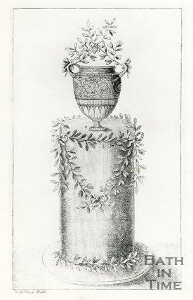 Batheaston Vase, printed 1775
