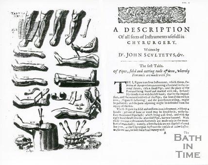 Chirurgery by Dr. John Scultetus, 1674