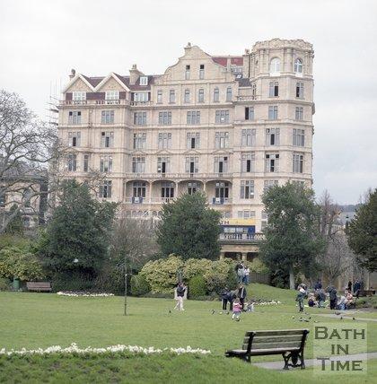 The Empire Hotel, Bath, March 1996