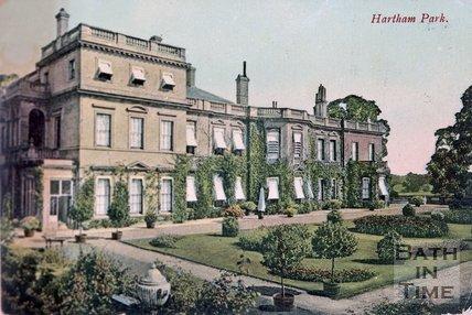 Hartham Park, Wiltshire, c.1910