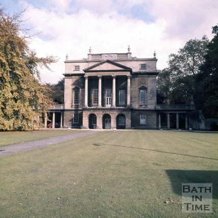 The Holburne Museum, Bath, c.1975 - 1980