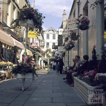Northumberland Pace, Bath, c.1975