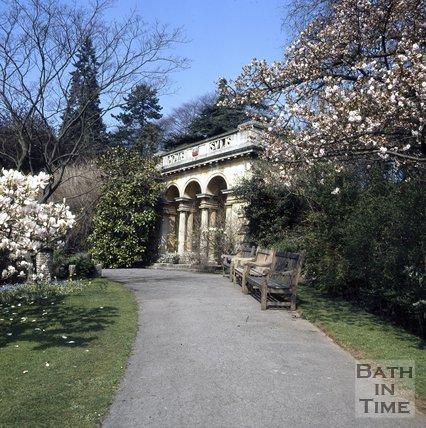 The Botanical Gardens, Royal Victoria Park, Bath, c.1975