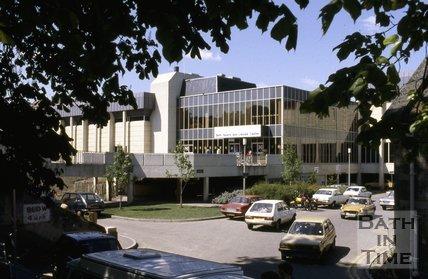 Bath Sports Centre, c.1978?
