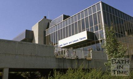 Bath Sports Centre, c.1980